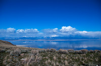 Antelope Island, GSL, SLC, Wasatch